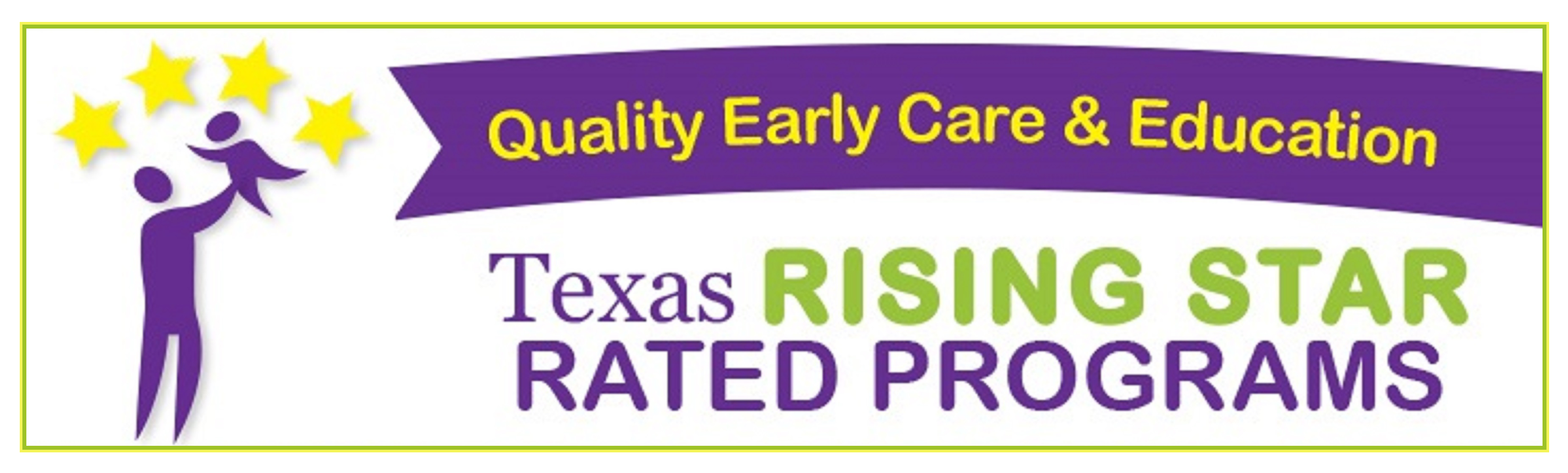 Texas Rising Star Rated Program